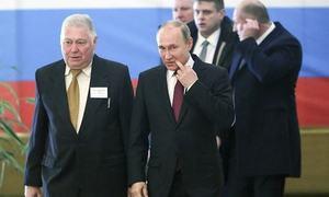 پیوٹن ایک مرتبہ پھر 6 سال کیلئے روس کے صدر منتخب