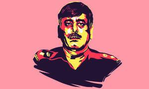The rowdy Rao Anwar
