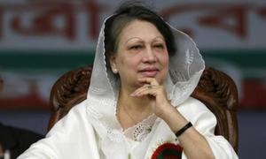 بنگلہ دیش: خالدہ ضیاء کی رہائی کا فیصلہ معطل