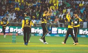 Multan Sultans' manager blames 'older' players for dismal performance in PSL