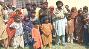Bonded labourers, children set free