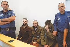Israeli court charges French citizen with arms smuggling