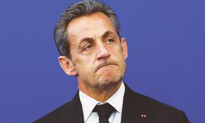 فرانس کے سابق صدر نیکولس سرکوزی گرفتار