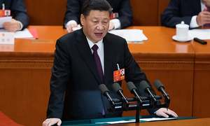 Chinese President Xi says Beijing ready to fight 'bloody battle'