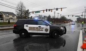 امریکا:ہائی اسکول میں فائرنگ سے 3 افراد شدید زخمی