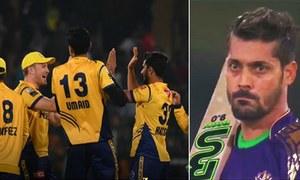 پشاور-کوئٹہ پلے آف مقابلے اور داستان صرف ایک رن کی!
