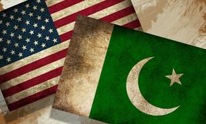 دہشتگردوں کے تعاقب میں پاکستان کے اندر کارروائی نہیں کرسکتے، امریکا