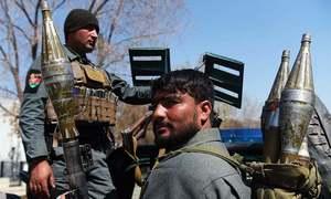کابل میں داعش کا خودکش حملہ، 26 افراد ہلاک