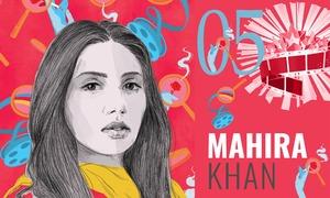 Mahira Khan: Personal poise and public grace