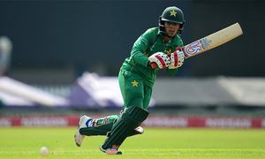 پاکستان ویمنز ٹیم نے سری لنکا کے خلاف سیریز جیت لی
