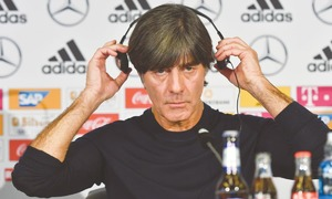 Loew set to play strong hand against Spain