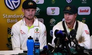 آسٹریلوی کپتان کا جنوبی افریقہ کے خلاف ٹیسٹ میں بال ٹمپرنگ کا اعتراف