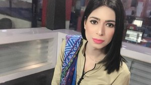 I'm here to change my community's destiny, says Pakistan's first transgender news anchor Marvia