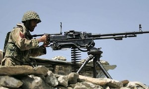 Two suspected terrorists killed in Mohmand search operation