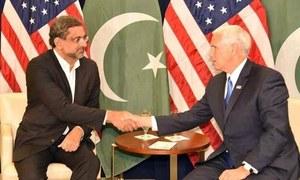 پاکستان کے معاملے پر ٹرمپ کا وائٹ ہاؤس تقسیم