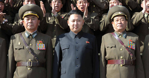 Why high-profile North Korean official visited China now?