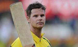 Comment: Why Smith fell while standing up