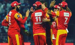 Teamwork and gameplan key to Islamabad United's success