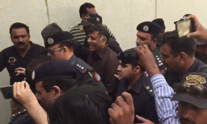 Rao Anwar handed over to police on physical remand until April 21