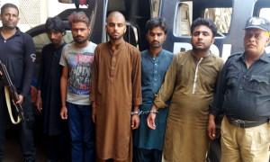 کراچی: جعلی کرنسی نوٹ پھیلانے والے 5 ملزمان گرفتار