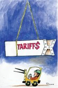 Will we get caught up in the trade wars?
