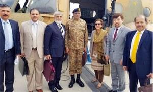 Janjua holds talks on bilateral engagement plan in Kabul