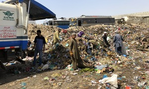 Lifting 10 years of garbage in Karachi, a gargantuan task for solid waste board