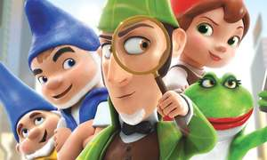 Movie review: Never fear, Sherlock Gnomes is here!