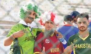 International cricket returns to the City of Lights