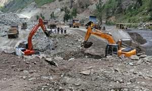 پاکستان کا کشن گنگا ڈیم کی تعمیر کیخلاف ورلڈ بینک سے رجوع