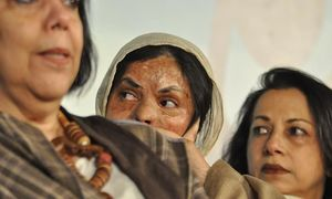 Sindh records 1,643 cases of violence against women since last year
