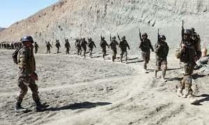 اربوں ڈالر خرچ کرنے کے باوجود امریکا، افغان فورسز کو باصلاحیت بنانے میں ناکام