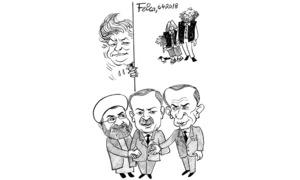 Cartoon: 6 April, 2018