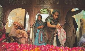 Faith and joy at Karachi's revived Sheedi festival