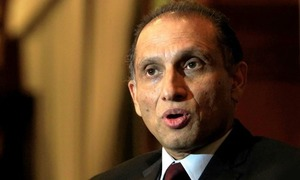 Pakistan not discussing resumption of aid with US, claims Aizaz Chaudhry