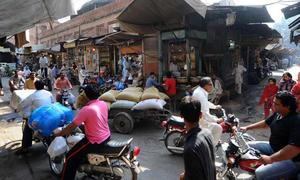 SC rails against mismanagement of Karachi's civic resources, orders illegal structures demolished