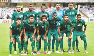 FOOTBALL: THE ARAB SPRING
