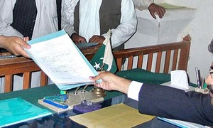 Parties back ECP move to get ROs from judiciary