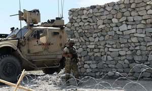 افغانستان: امریکا کے فضائی حملے میں داعش کمانڈر سمیت 2 ہلاک