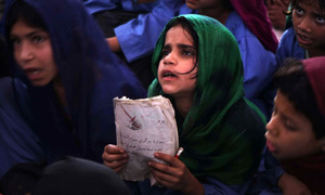 Up to a million children in Balochistan not getting school education, Supreme Court told