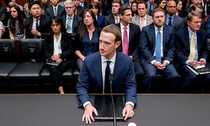 'پاکستانی انتخابات کو فیس بک سے متاثر نہیں ہونے دیں گے'