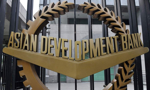 ADB sees Pakistan's GDP growth rising to 5.6pc