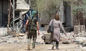 Syria's ruined Ghouta unrecognisable to returnees