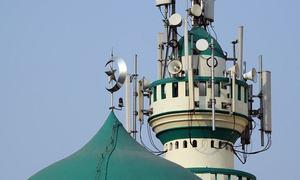 مساجد میں 4 لاؤڈ اسپیکر کے استعمال کیلئے آرڈیننس نافذ کرنے کا اعلان