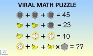 5 سال کے بچوں کی اس پہیلی کو حل کرسکتے ہیں؟