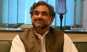 PM Abbasi inaugurates 969MW project in AJK