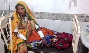 10 more children die in Mithi due to viral infections and malnutrition