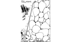 Cartoon: 15 April, 2018