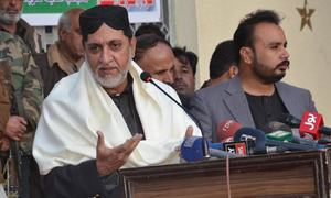 Baloch people should be allowed to elect their representatives: Mengal