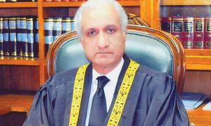 Shots fired twice at SC judge's house in Lahore